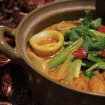 Curry, Pot